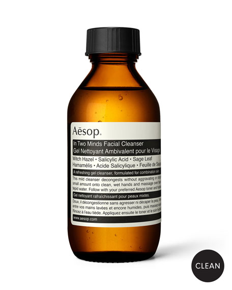 Aesop In Two Minds Facial Cleanser, 3.4 oz./ 100 mL