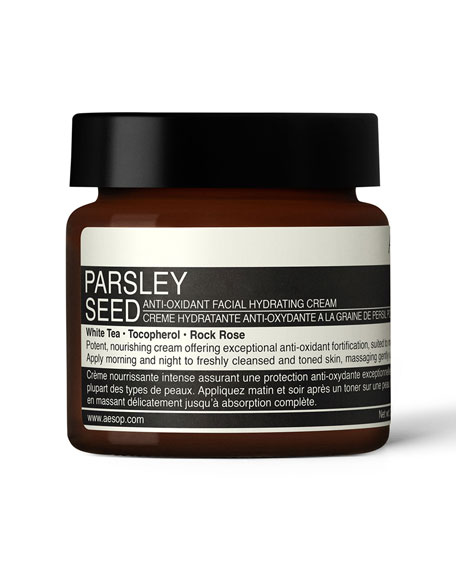 Image 1 of 2: Aesop Parsley Seed Anti-Oxidant Facial Hydrating Cream