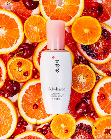Sulwhasoo First Care Activating Serum - Capturing Moment, 3.04 oz./ 90 mL