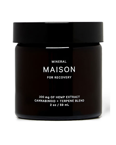 Mineral MAISON For Recovery, 2 oz. / 59 ml