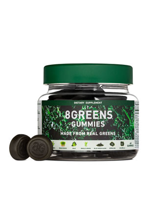 8 Greens Gummies, 60 Count (30-Day Supply)