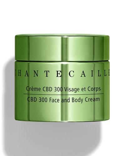 CBD 300 Face and Body Cream  1.7 oz. / 50 mL