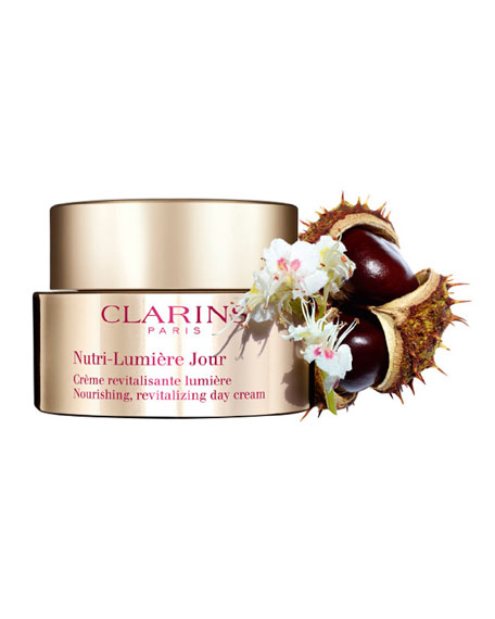 Image 2 of 5: Clarins 1.6 oz. Nutri-Lumiere Day Cream