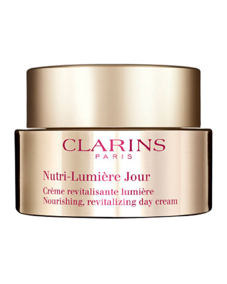 Image 1 of 5: Clarins 1.6 oz. Nutri-Lumiere Day Cream