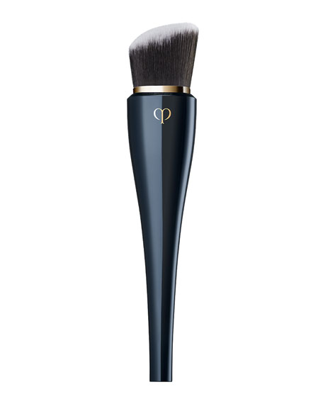 Image 1 of 2: Cle de Peau Beaute High Coverage Foundation Brush