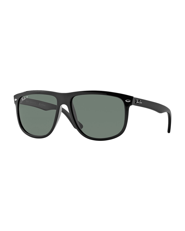 56f284487b Ray-Ban Oversize Polarized Wayfarer Sunglasses