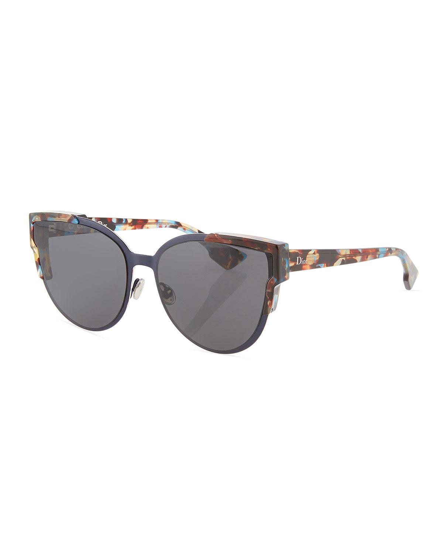 68414b51fbd0 Dior Wildly Dior Cat-Eye Sunglasses