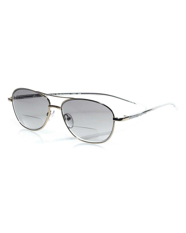 c04c1409fd7 Eyebobs Turbulence Aviator Reader Sunglasses