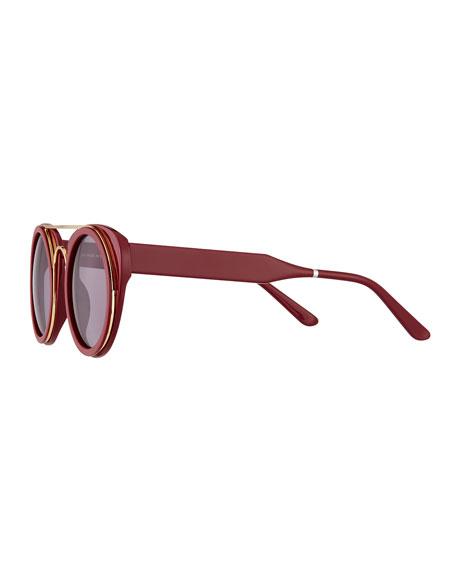 Soda Pop Round Sunglasses