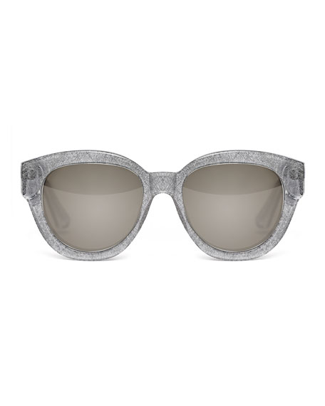Atkins Chunky Butterfly Sunglasses