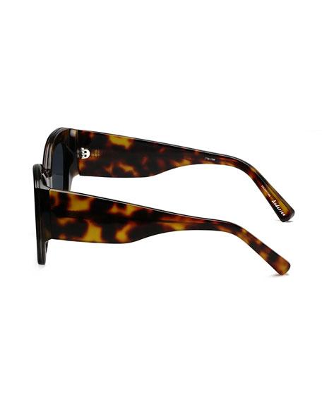 Anderson Chunky Geometric Sunglasses