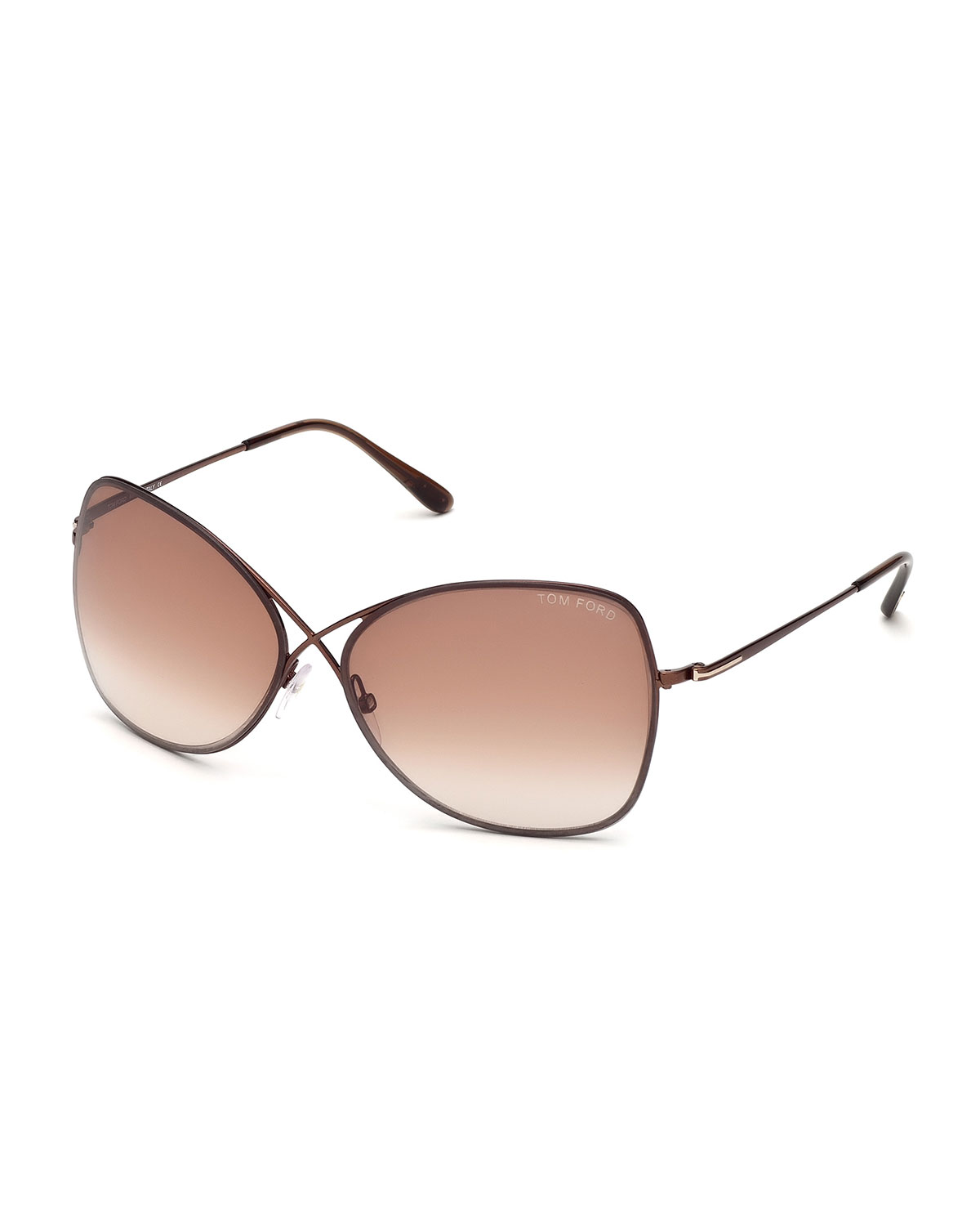 8947d83671 Tom Ford Brown Sunglasses