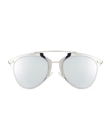 """Dior Reflected"" Peaked Aviator Sunglasses"