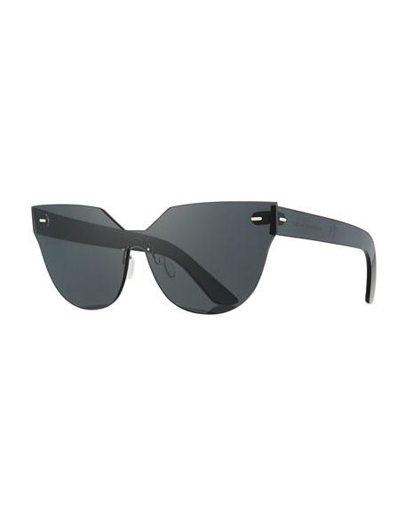 Super by Retrosuperfuture Tuttolente Zizza Cat-Eye Sunglasses