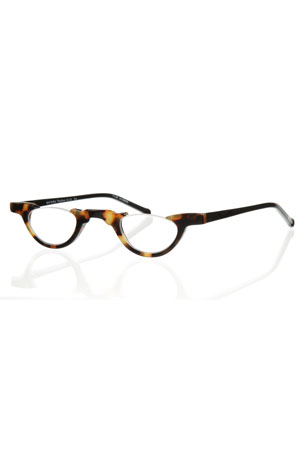 Eyebobs Topless Semi-Rimless Acetate Readers
