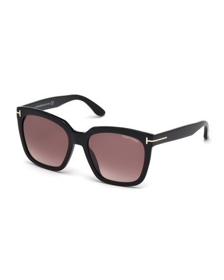 Amarra Square Acetate Sunglasses