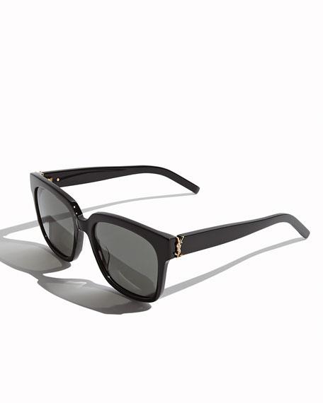 Saint Laurent Square YSL Acetate Sunglasses
