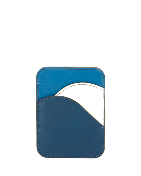 Chloe Walden Leather Card Case
