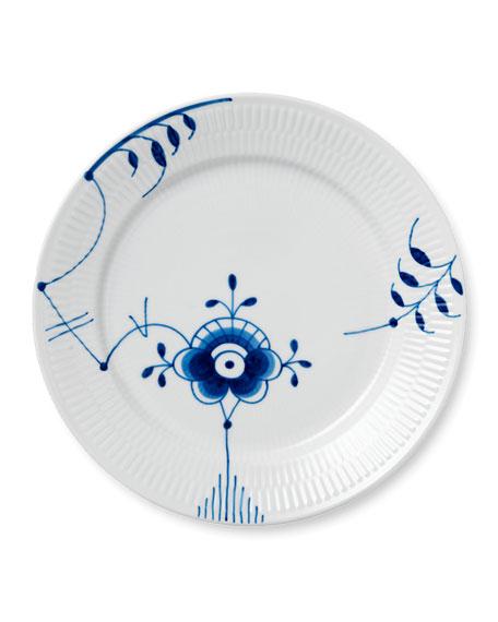 Royal Copenhagen Blue Fluted Mega #6 Dinner Plate