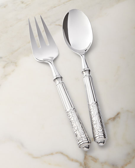 Image 1 of 1: Amalfi Serving Fork