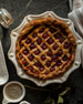 Berry & Thread Whitewash Pie/Quiche Dish