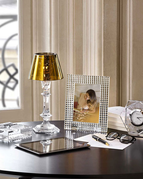 Baccarat Our Fire Candleholder & Shade