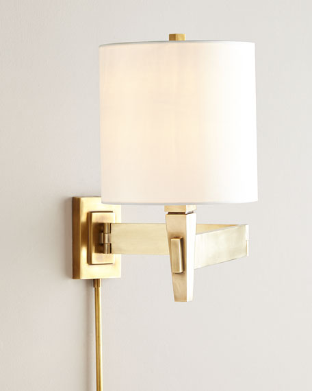 Architects Swing-Arm Sconce