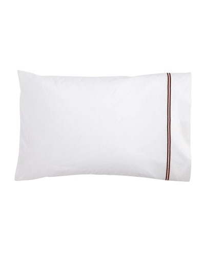Two Standard No-Iron 200 Thread-Count Pillowcases