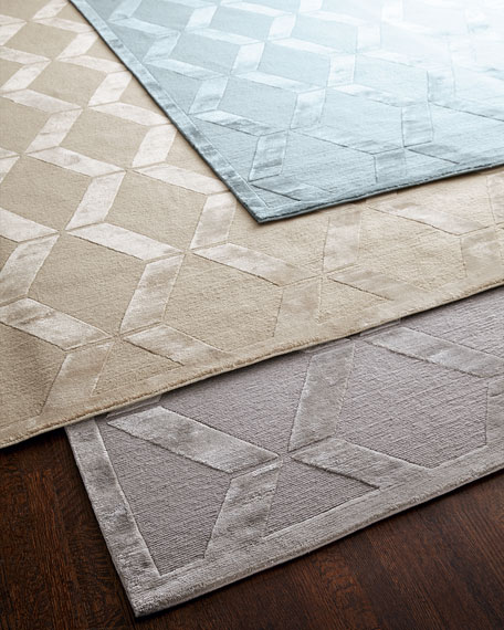 Exquisite Rugs Charlie Rug, 8' x 10'