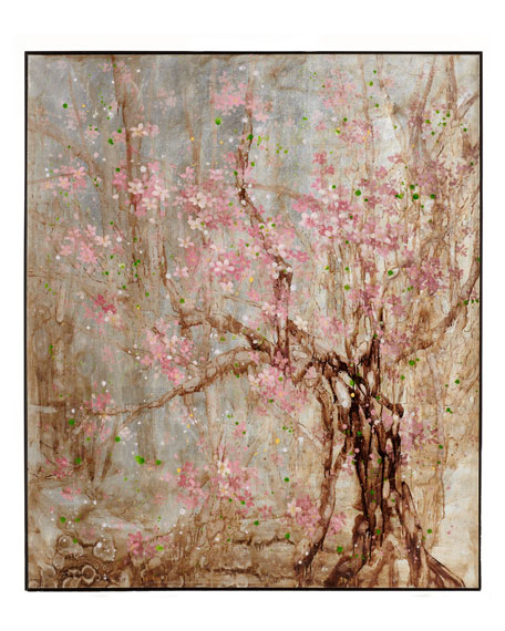 """Plum Blossom"" Original Painting"