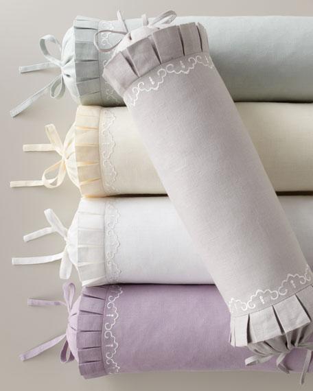 "Aimee Neckroll Pillow, 6"" x 20"""
