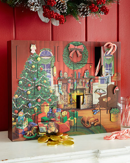 """Fireside"" Advent Calendar"