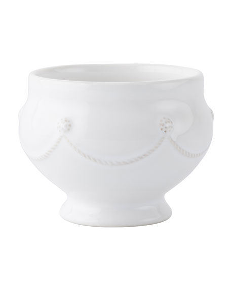 """Berry & Thread"" Footed Soup Bowl"