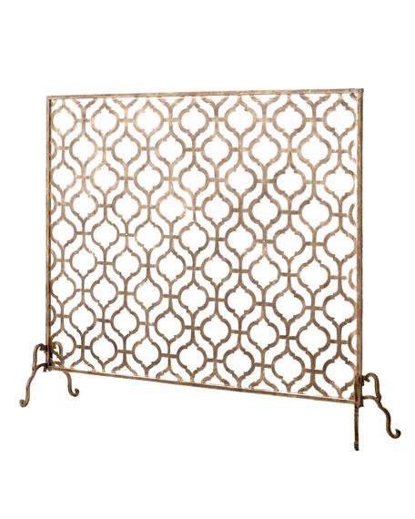 Lexington Single-Panel Fireplace Screen