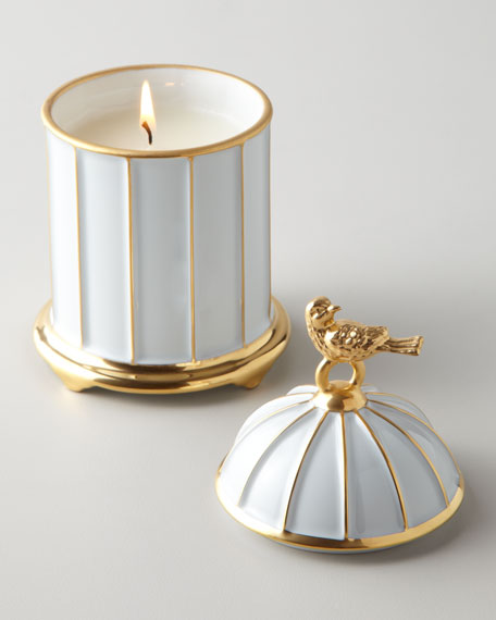 "Image 2 of 2: ""Bird Cage"" Candle"