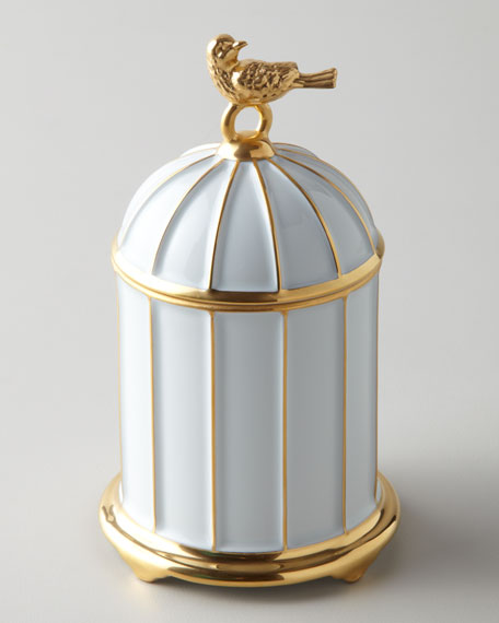 "Image 1 of 2: ""Bird Cage"" Candle"