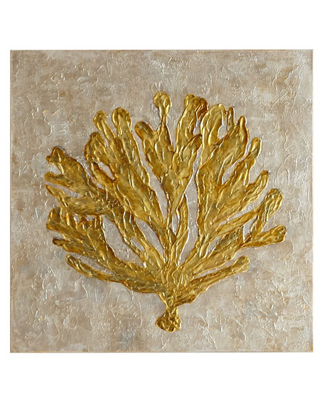 Coral Life II Giclee on Canvas Wall Art | Neiman Marcus