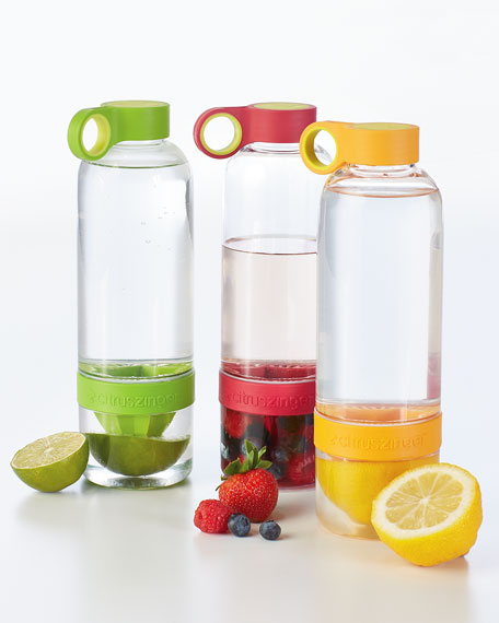 Image 2 of 6: CITRUS ZINGER WATER BOTTLE