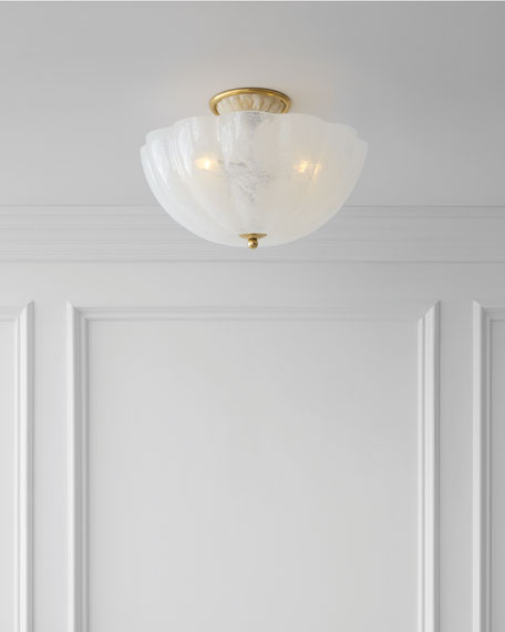 Rosehill Semi Flush Light Fixture