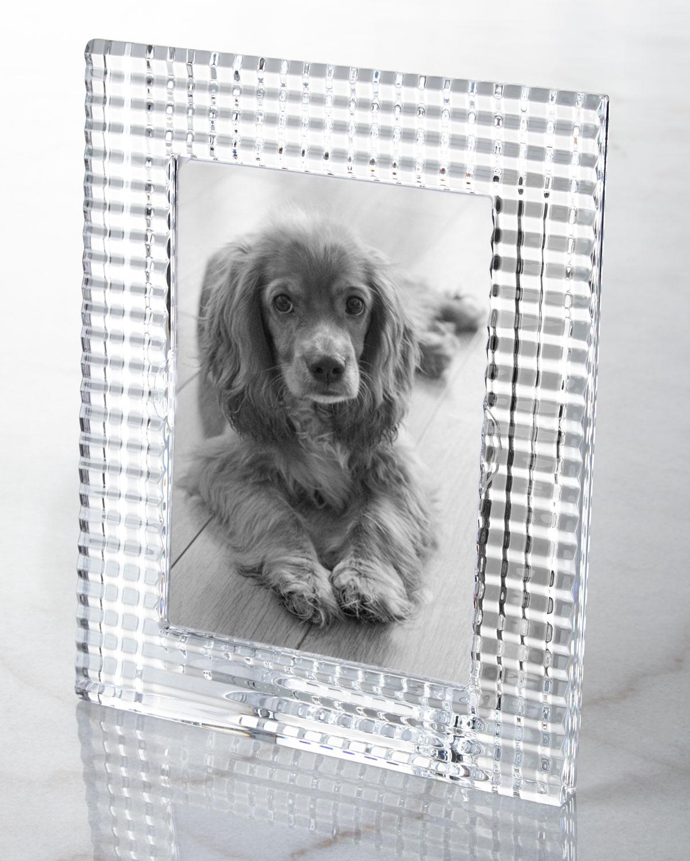Baccarat eye photo frame clear 5 x 7 neiman marcus jeuxipadfo Gallery