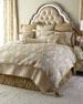 Austin Horn Collection King Antoinette Diamond-Stitch Coverlet