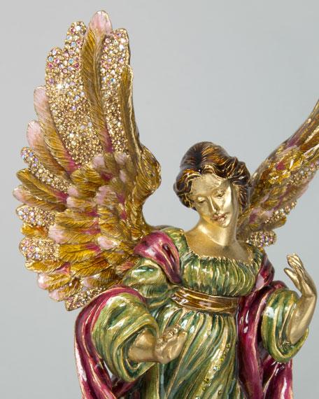Adoring Angel Figurine