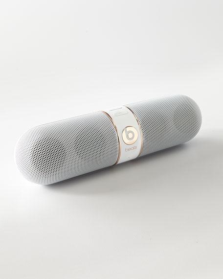 Rose-Gold-Tone Beats Pill Speaker