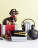 Beats By Dr. Dre Golden Beats On-Ear Headphones & Pill Speaker