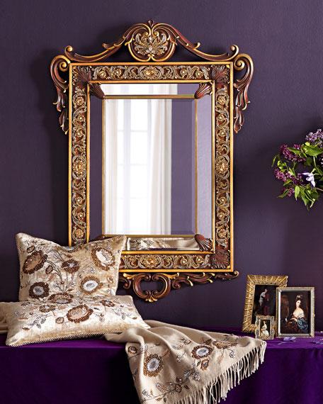 Laurent Arabesque Wall Mirror