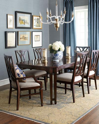 Hooker Furniture Cherilynn Eight Chair Dining Set