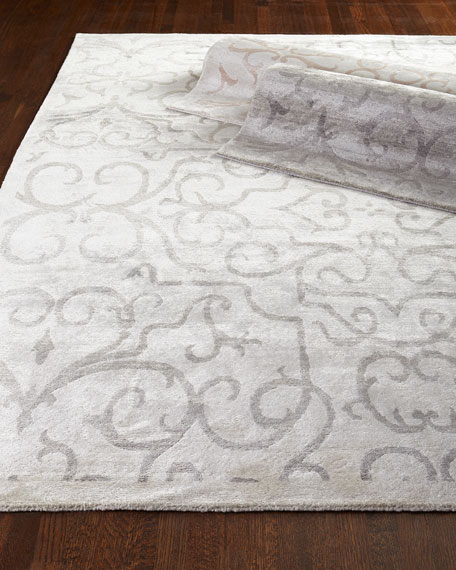 Exquisite Rugs Destiny Oushak Rug, 10' x 14'