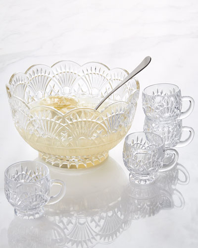 Freedom Punch Bowl with Ladle
