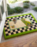 Image 1 of 2: Frog Entrance Mat