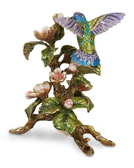 Dawn Hummingbird Tableau